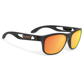 Rudy Project Groundcontrol Glasses Crystal Graphite/Multilaser Orange